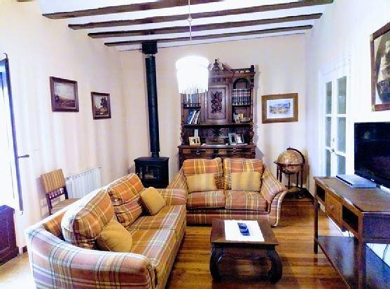 Casa rural (alquiler íntegro) El Granero para 6 personas, alquiler de vacaciones en Frías