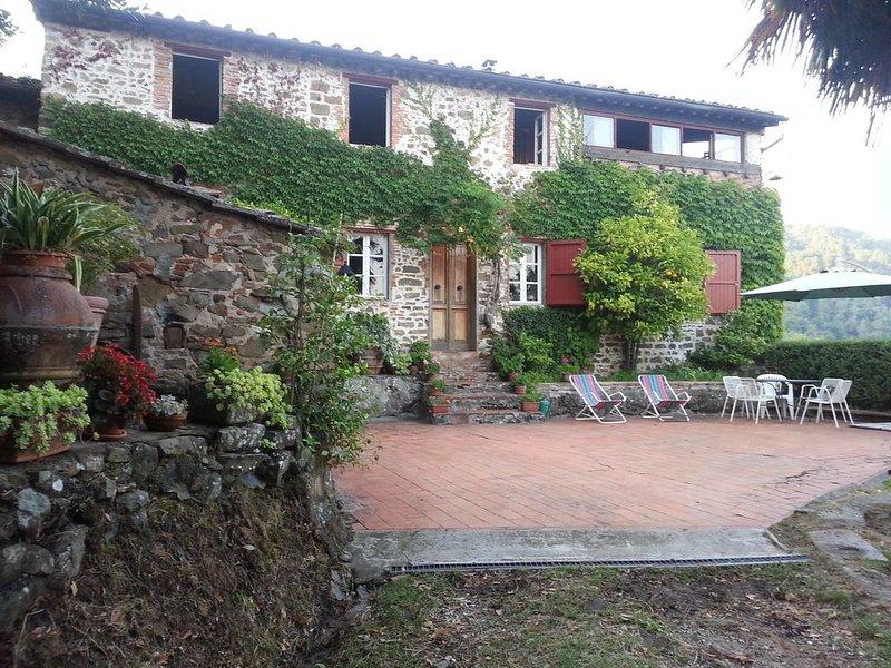 Casa Vacanze Podere InCima, vacation rental in San Martino in Freddana