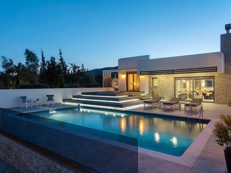 Eden Luxury Villa near Lindos, vacation rental in Rhodes