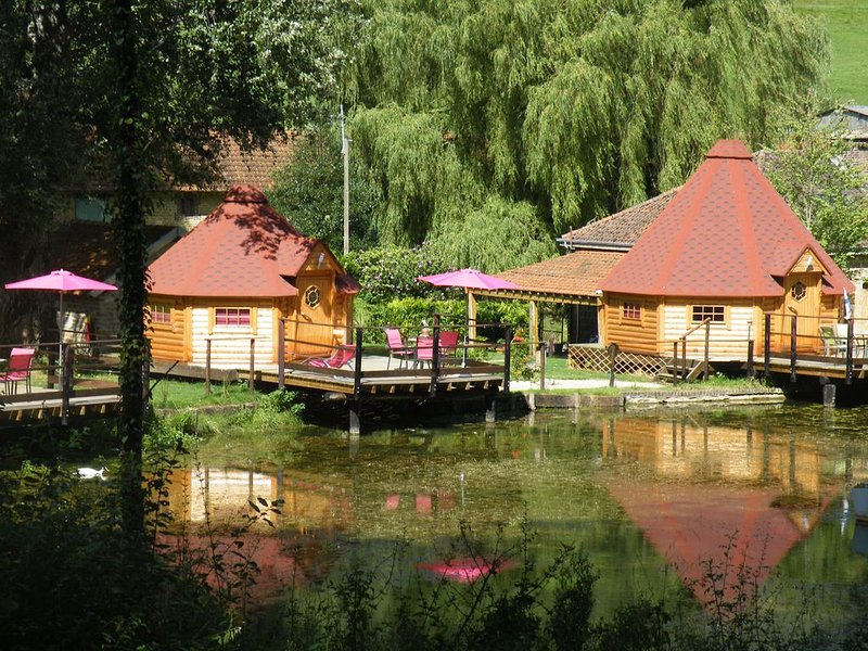 Kotas-Esprit Nordique, vacation rental in Le Chesne