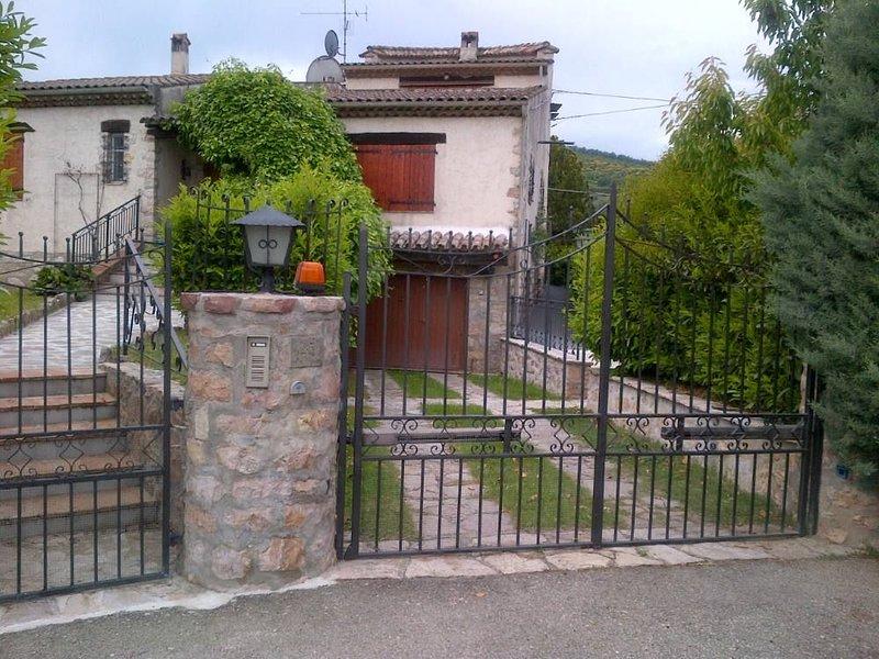 VILLA PROVENZALE,GIARDINO,PISCINA PRIVATA - UMBRIA, location de vacances à San Savino