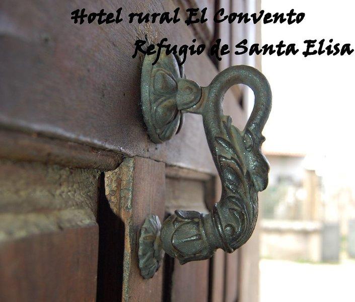 Casa de alquiler completo el Refugio de Santa Elisa, casa vacanza a Torre de Don Miguel