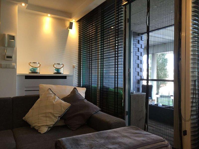 Modern & luxurious apartment in Amsterdam, holiday rental in Zunderdorp