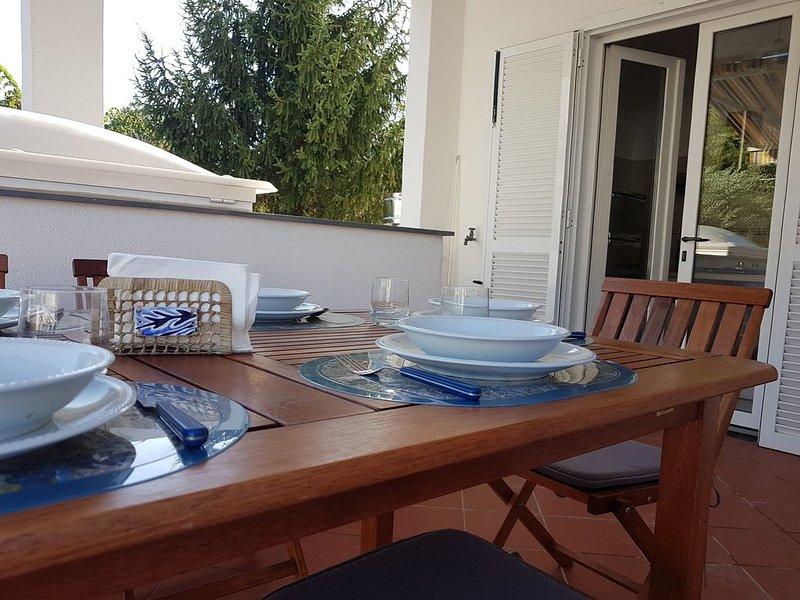 LA TERRAZZA DELL'IPPOCAMPO #seaview apartment, holiday rental in Casamicciola Terme