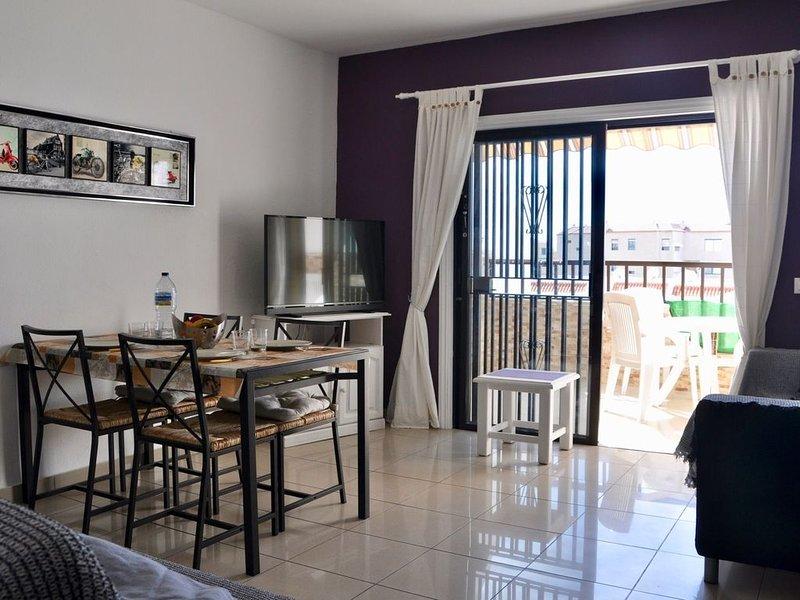 Appartement près de la mer à Costa del Silencio, alquiler de vacaciones en Costa del Silencio