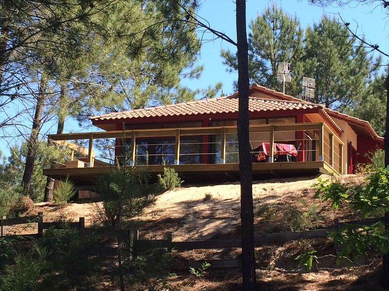 Villa de vacances sous les pins, holiday rental in Moliets et Maa