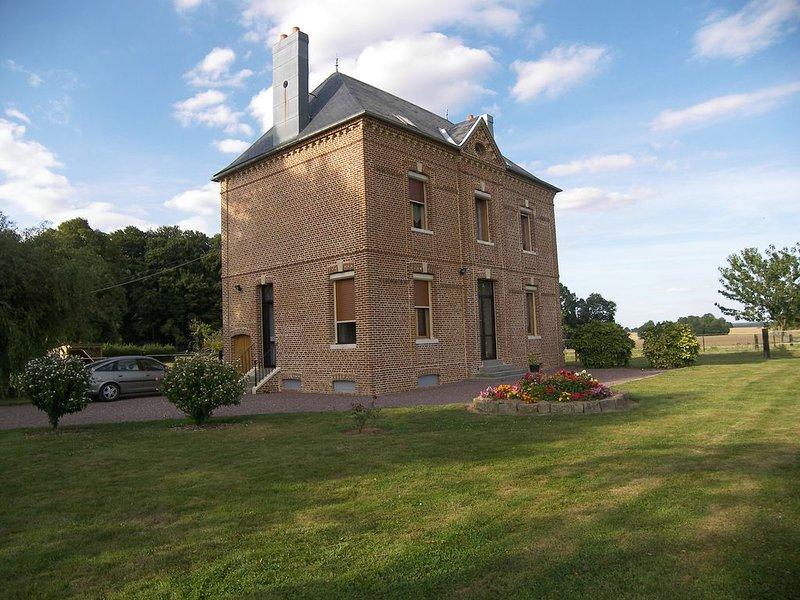 Le gîte du Relais Bray Caux en Nomandie près de Rouen, casa vacanza a Bosc-le-Hard