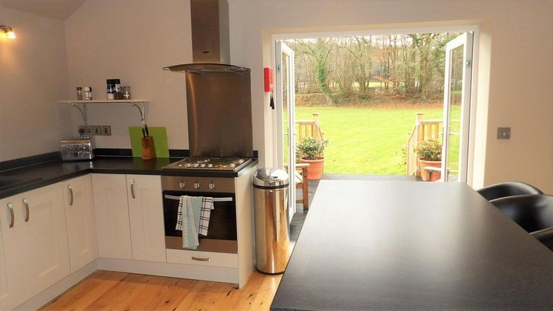 Stunning countryside cottage and location, with private garden, Devon, holiday rental in High Bickington