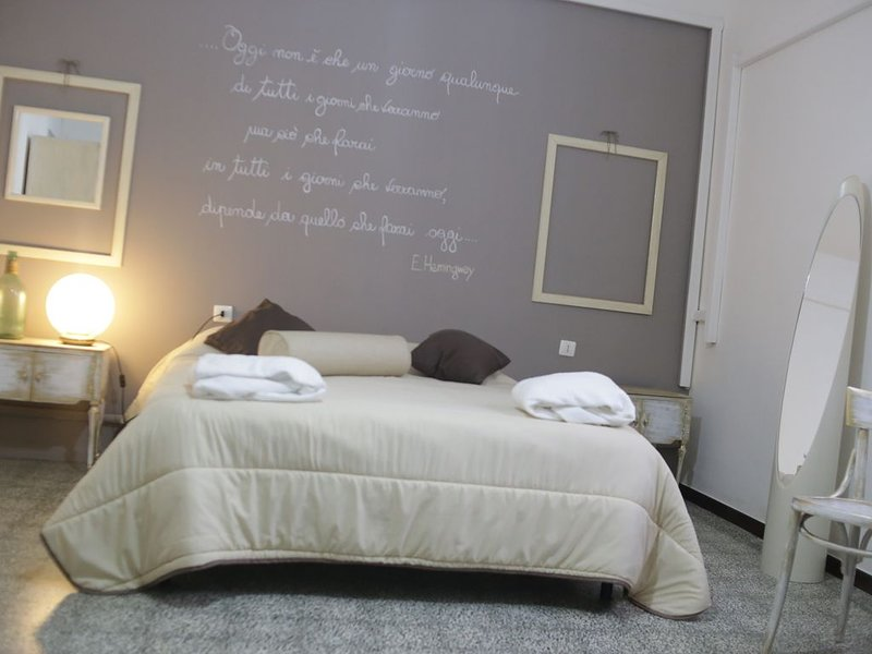 Le Dimore degli Artisti- Quadrupla Suite, holiday rental in Venosa
