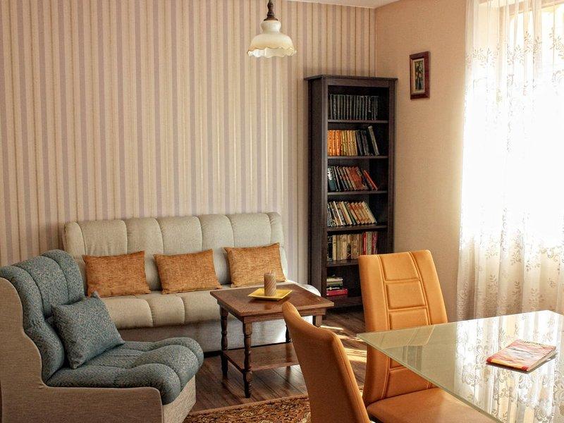 Apartament    ANI'S  Place, location de vacances à Aksakovo