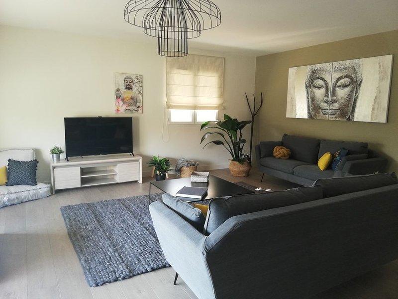 Appartement Cocooning à 10mn des plages, holiday rental in Villeneuve