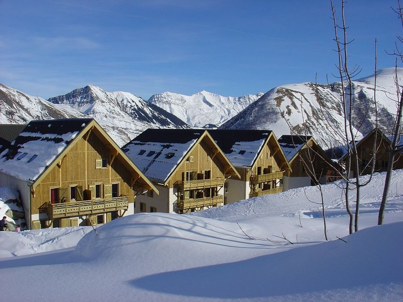 Appart Cosy + Charmant 6p, Ski aux Sybelles, vacation rental in Saint-Sorlin-d'Arves