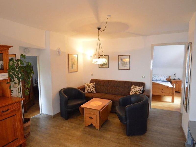 Modern Apartment in Reifferscheid with Garden, location de vacances à Hollerath