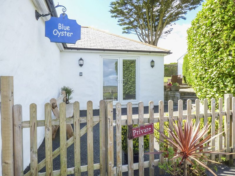 Blue Oyster, MULLION, vacation rental in Cury