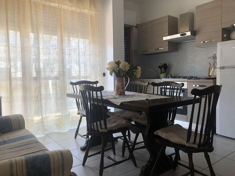 Alba Adriatica zona centro, holiday rental in Tortoreto Lido