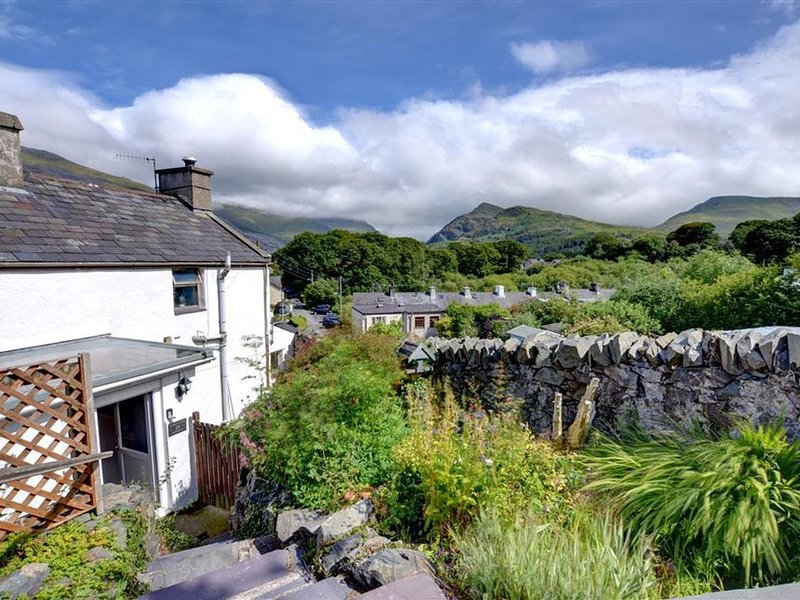 Jentrea Cottage is in a perfect location for those looking to explore the Snowdo, holiday rental in Llanberis