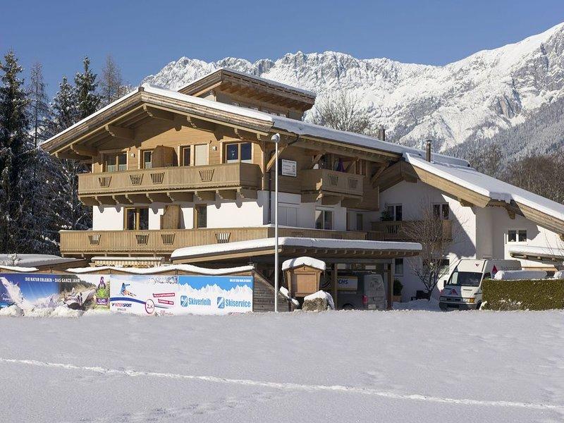 Spacious Apartment in Ellmau with Parking, aluguéis de temporada em Going am Wilden Kaiser