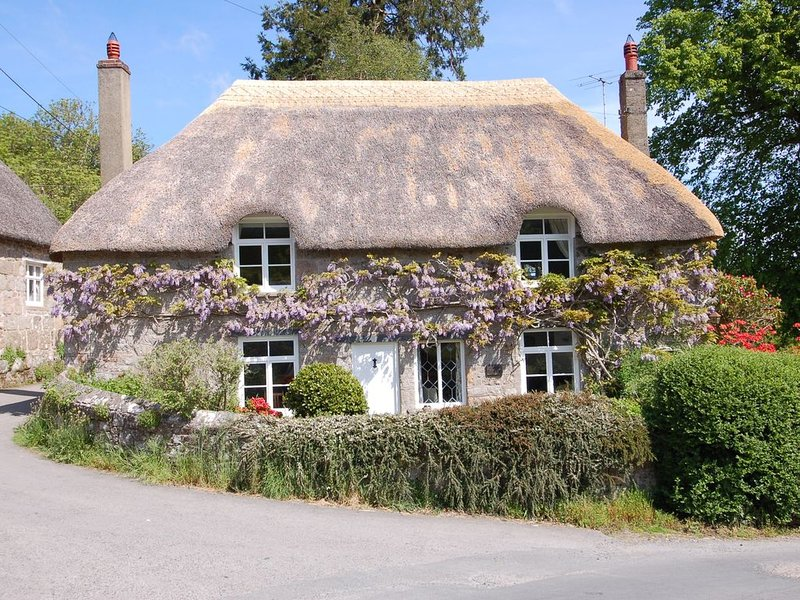 Thorn Cottage, CHAGFORD, holiday rental in South Zeal