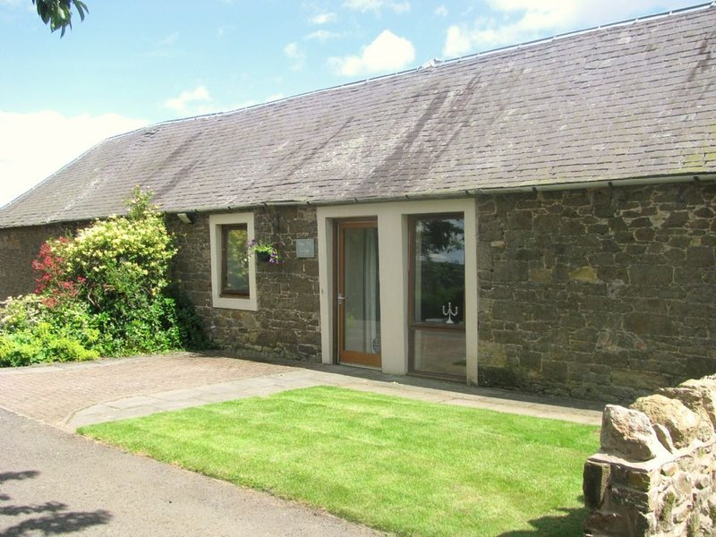 Eildon Holiday Cottages -Single Tree Cottage - 4 star holiday cottage 2 mins fro, location de vacances à Lauder