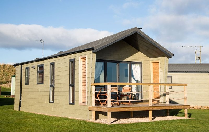 Seacrest Lodge (1 Bed) Pets -  a lodge that sleeps 4 guests  in 1 bedroom, Ferienwohnung in Anstruther