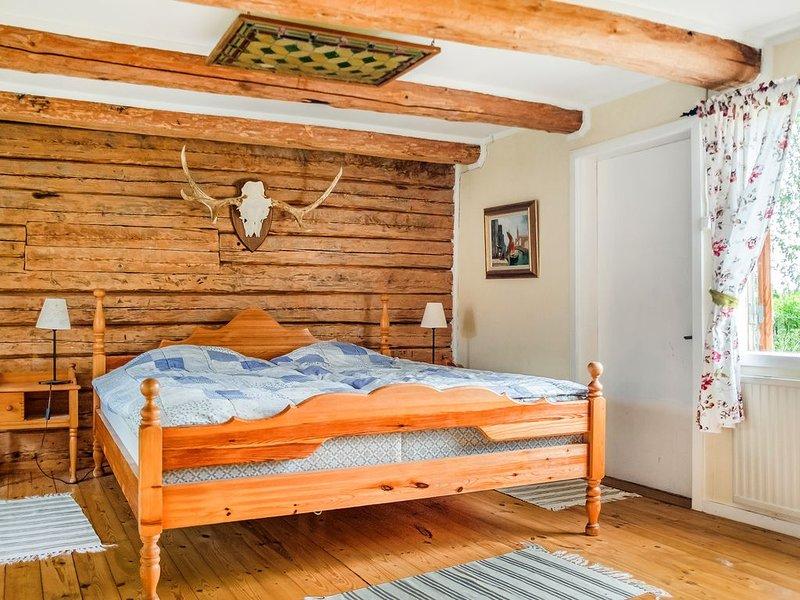 NEW! Classic Country Cabin – semesterbostad i Södermanlands län
