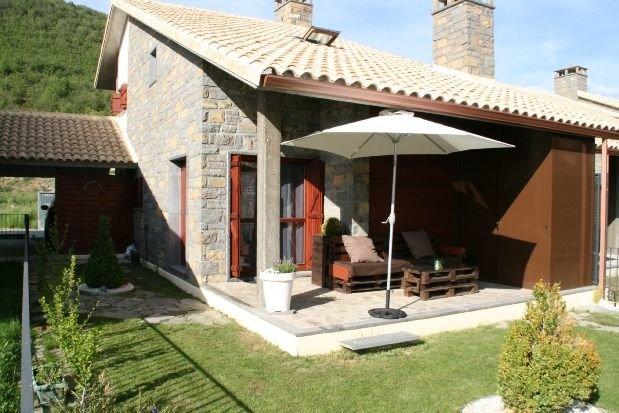 Casa Biescas para 7 personas, holiday rental in Senegue