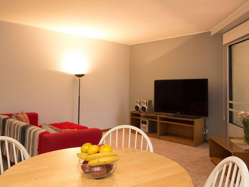 """Luminoso, amplio,TV 40""""HD,cerca centro, holiday rental in Villa Nueva"""