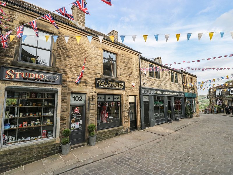 The Attic, HAWORTH, location de vacances à Oldfield