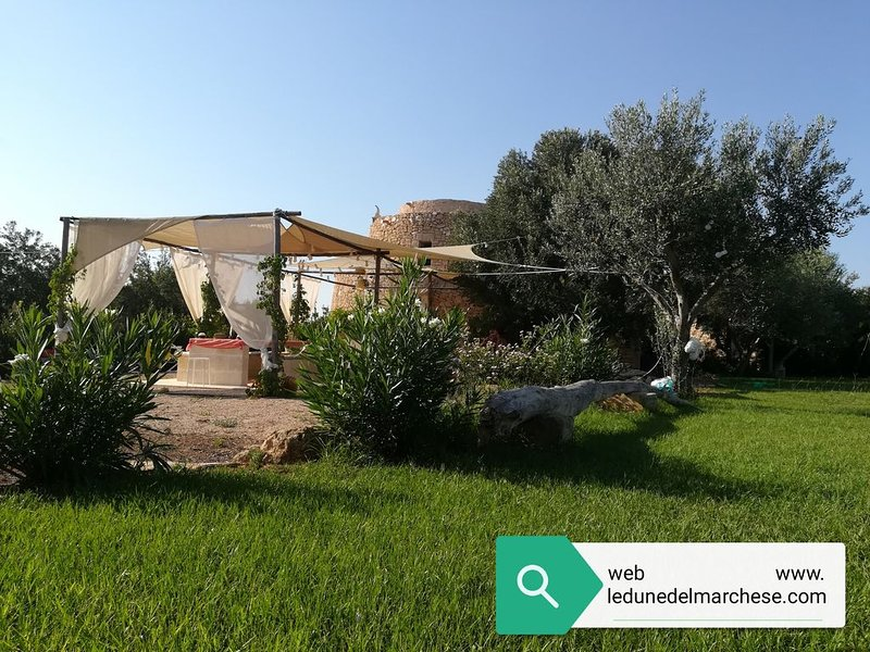 le dune del marchese DADO, vacation rental in Maruggio