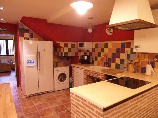 Casa rural (alquiler íntegro) El Palomar de la Cuesta para 8 personas, vacation rental in Antiguedad