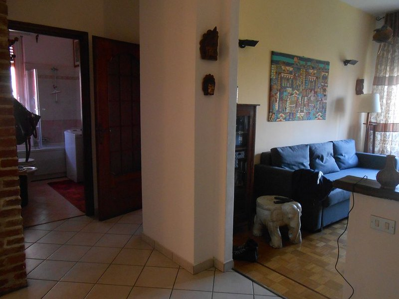 Appartamento Il Nido di Paola, vacation rental in Carignano