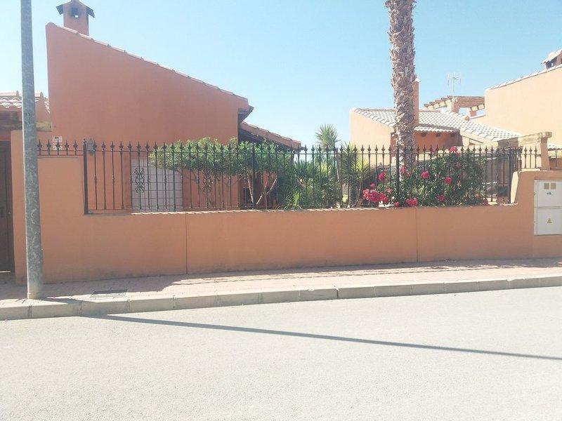 Villa 4 chambres 2 salle de bains, casa vacanza a Villanueva de Rio Segura
