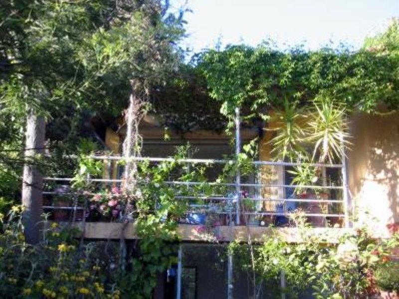 Maison de charme sur le Mont Saint Clair à Sète, vacation rental in Sete