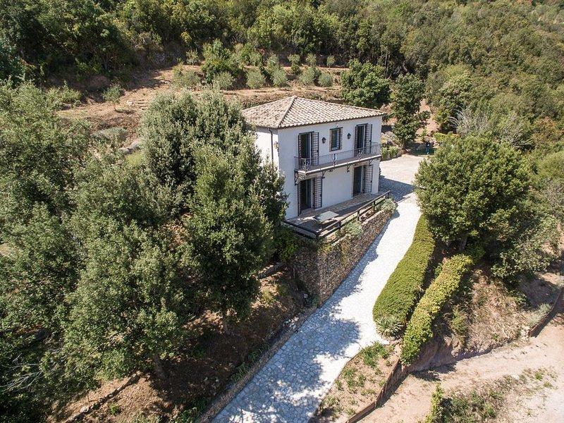 L'emozione di un casale del '700 a Porto Santo Stefano - Monte Argentario, holiday rental in Talamone