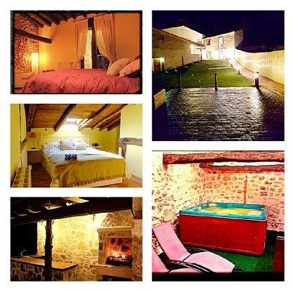 Casa rural (alquiler íntegro) El Escondite De Castroserna, aluguéis de temporada em Pedraza