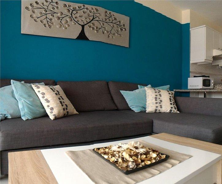 El Medano Favoloso Appartamento centrico con terrazza. 100mt playa, 100mt bus., vacation rental in El Medano