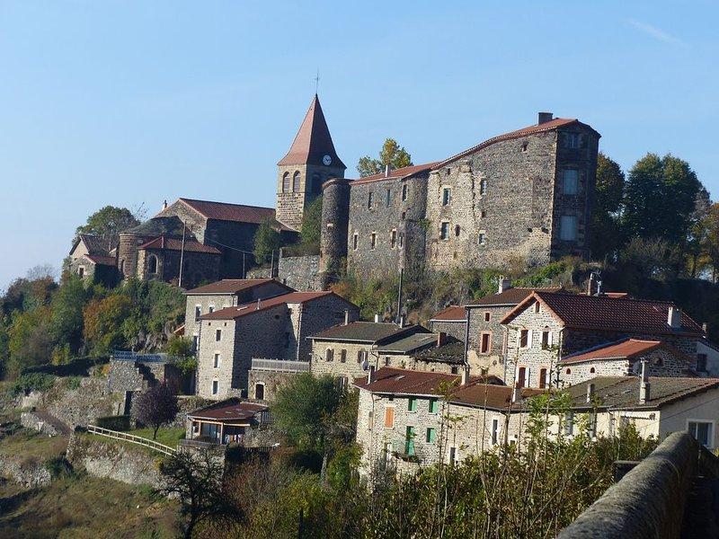Nid douillet au coeur des gorges de l'Allier, holiday rental in Saugues