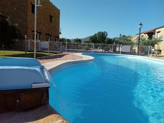 Casa rural (alquiler íntegro) Turismo Rural Santa Lucía para 4 personas, vacation rental in Monteagudo de las Vicarias