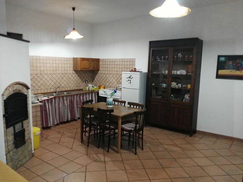 Nice apartment near the beach, location de vacances à Granitola