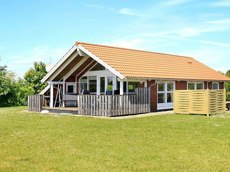 Attractive Holiday Home in Sydals Denmark with Terrace – semesterbostad i Sönderborg