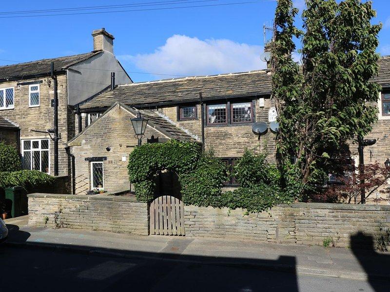 Bobbin Cottage, CLAYTON, alquiler de vacaciones en Bradford