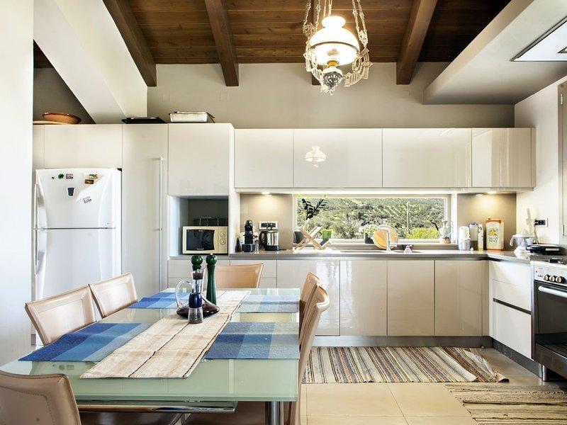 ECO Villa Belena in Archanes Crete, vacation rental in Vasilies
