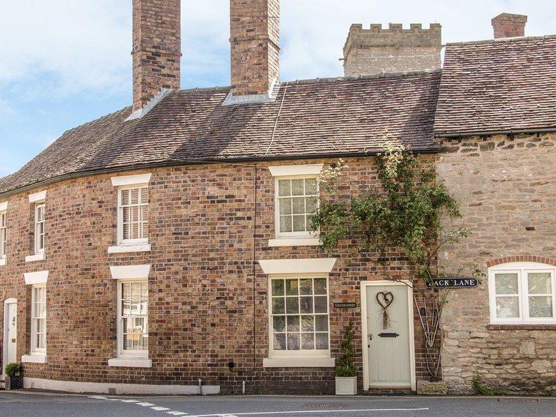 Queens Cottage, MUCH WENLOCK, alquiler vacacional en Much Wenlock