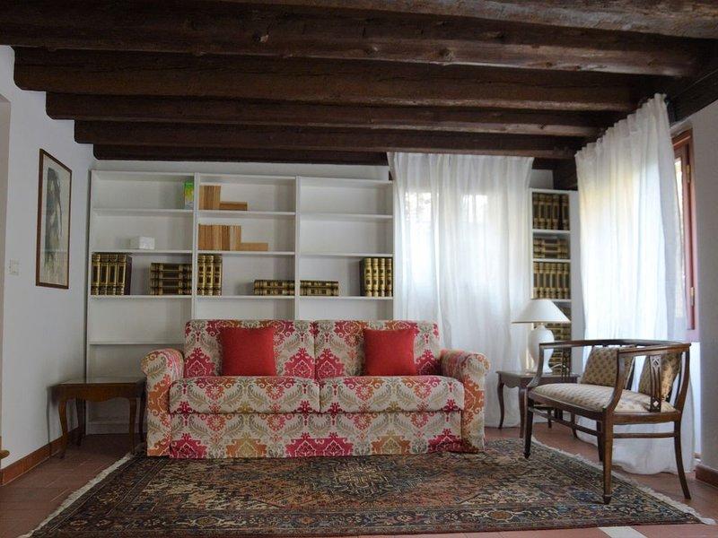 Ca' Rusteghello 2 Apartment downtown Treviso - Venice Area, vakantiewoning in Ponzano Veneto