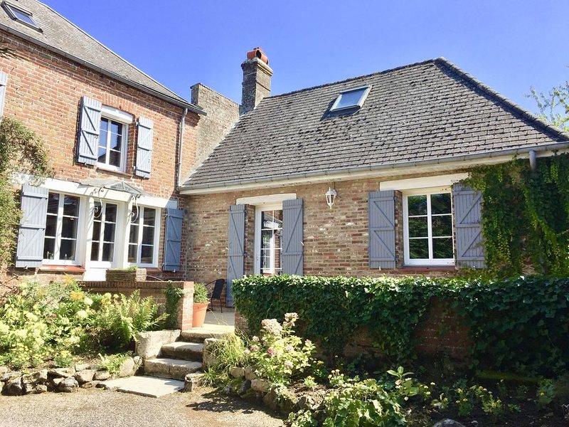 Maison en Baie de Somme, Hauts de France, holiday rental in Beauvoir Wavans