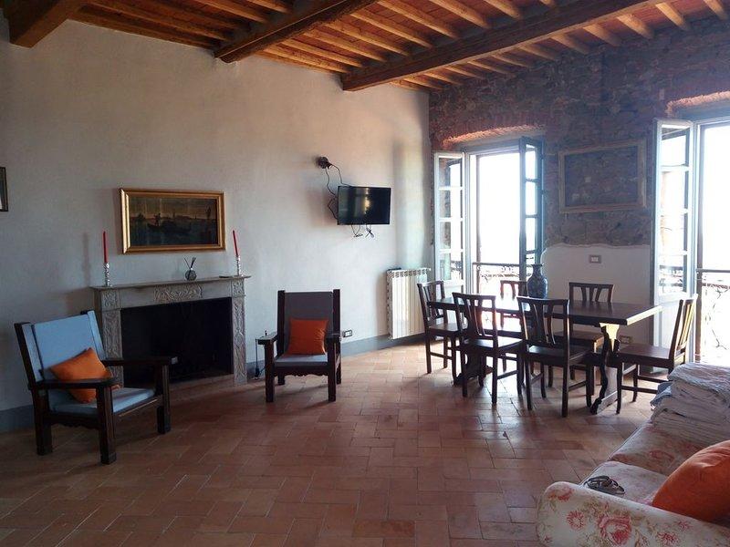 Appartamento - Tramonto d'argento, holiday rental in Manciano