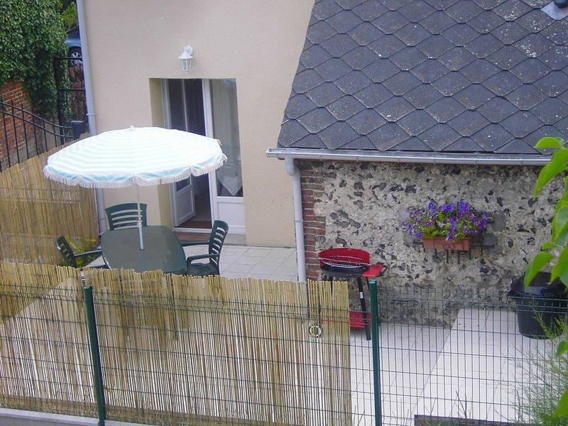 Gite 'le four à chaux' (maison), location de vacances à Criel-sur-Mer