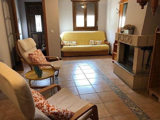 Casa La Clara para 8 personas, casa vacanza a Hacinas
