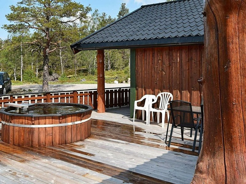 9 person holiday home in BJELLAND, holiday rental in Audnedal Municipality