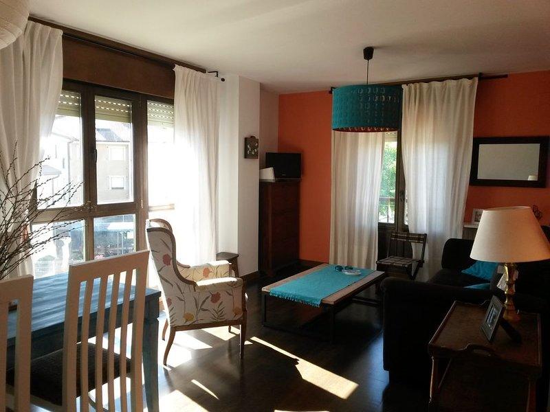 Apartamento con vistas inmejorables!, holiday rental in Pradillo